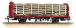 Bachmann Branchline 38-301  OTA Timber Carrier Wagon With Timber Load (EWS )